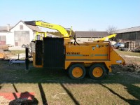 Vermeer BC2000 XL Tusk�dar�l� Faapr�t�g�p �gdar�l�  Faapr�t�